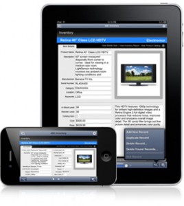 FileMaker Go on the iPhone, iPod and iPad