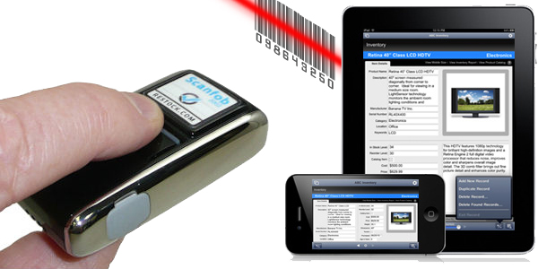 ZeroBlue announces Bluetooth Wireless Barcode Scanning for